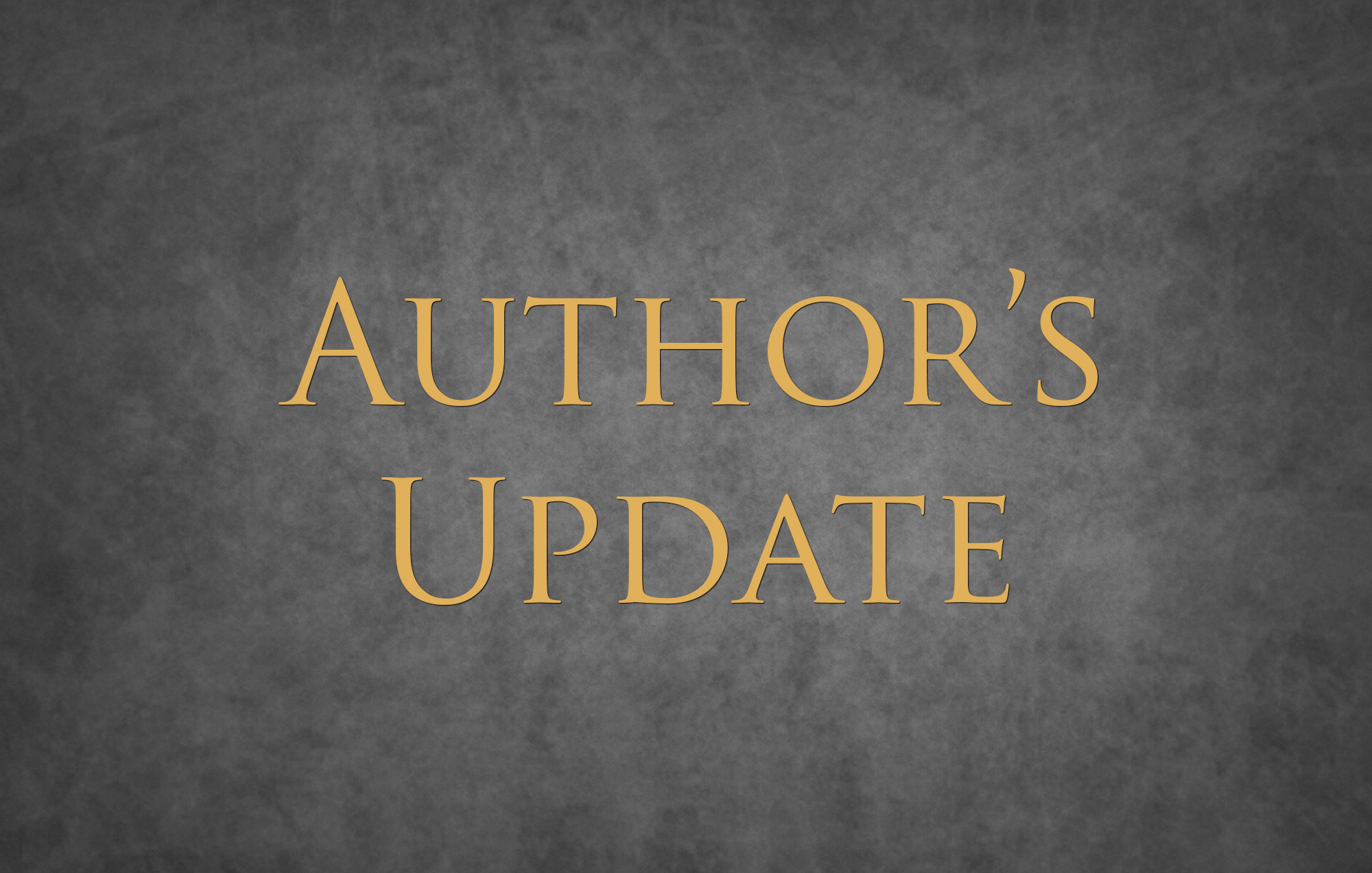 author's update image