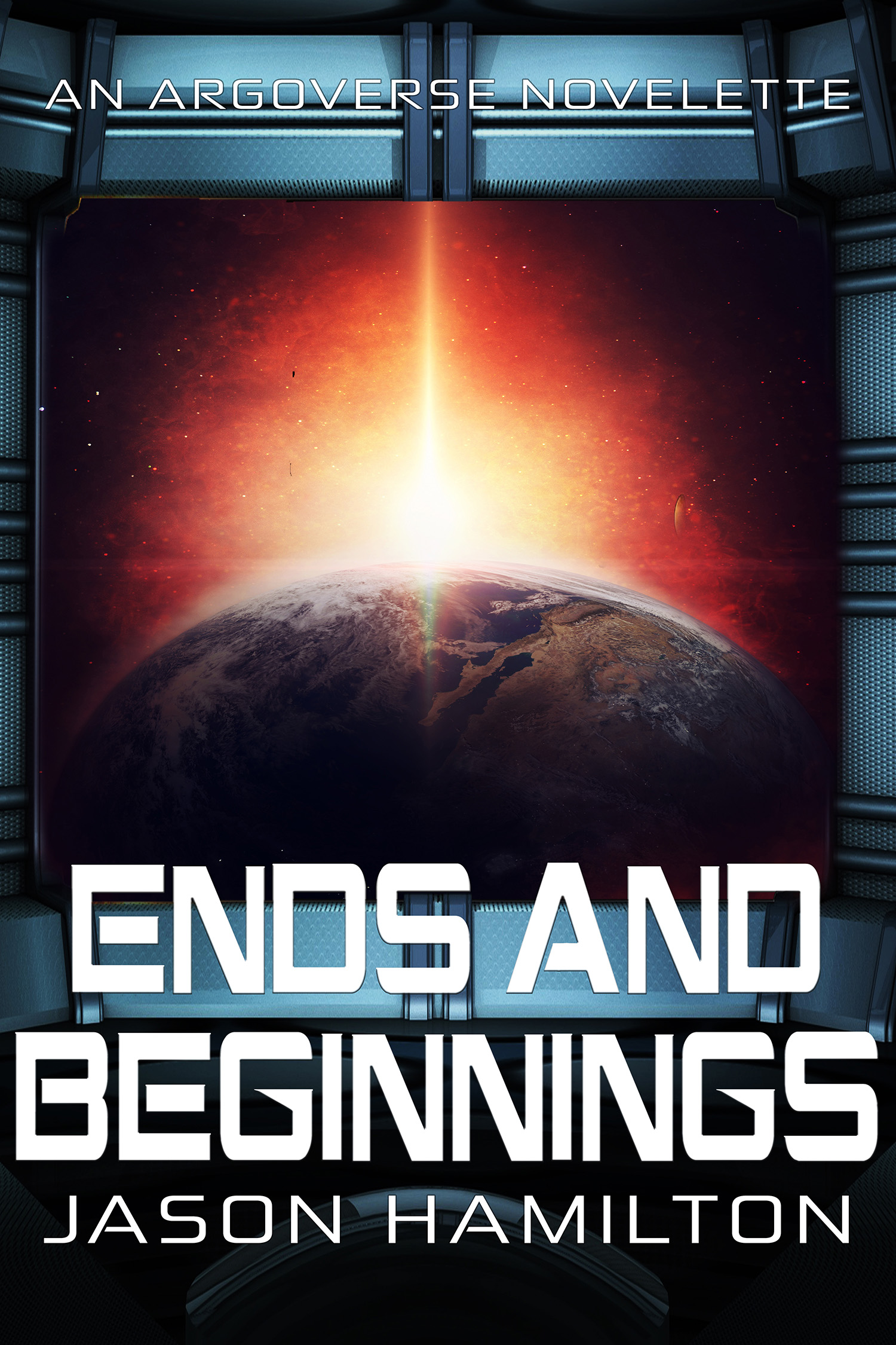 ends and beginnings book cover