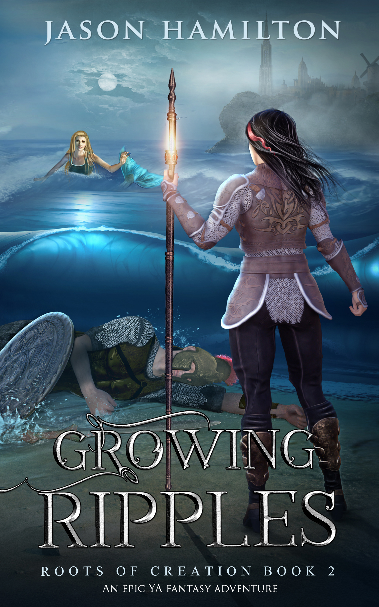 Growing Ripples book cover